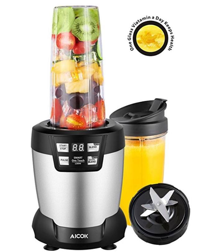 Aicok Professional Smoothie Blender