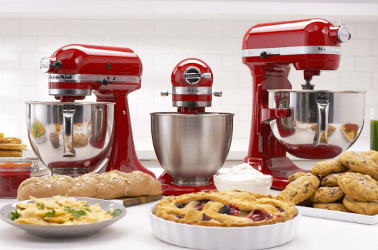 Uso KitchenAid Artisan 5KSM150