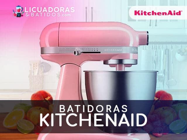 mejores máquinas para batir kitchenaid