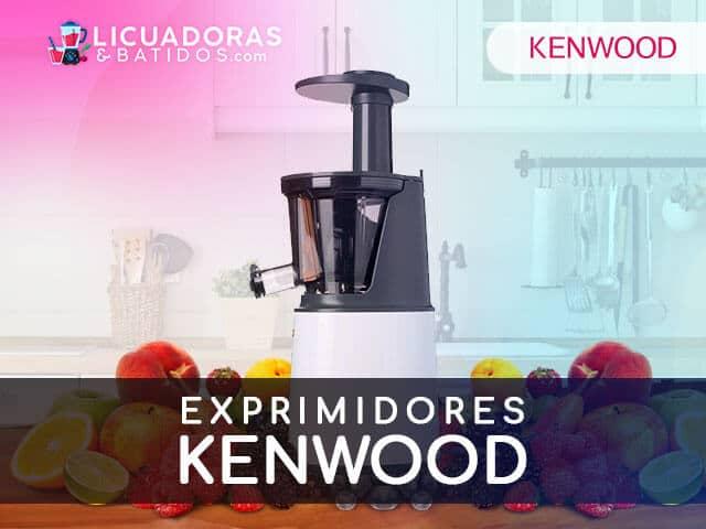 mejores máquinas para exprimir kenwood
