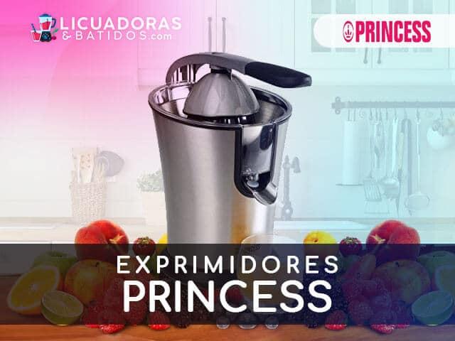 mejores máquinas para exprimir princess