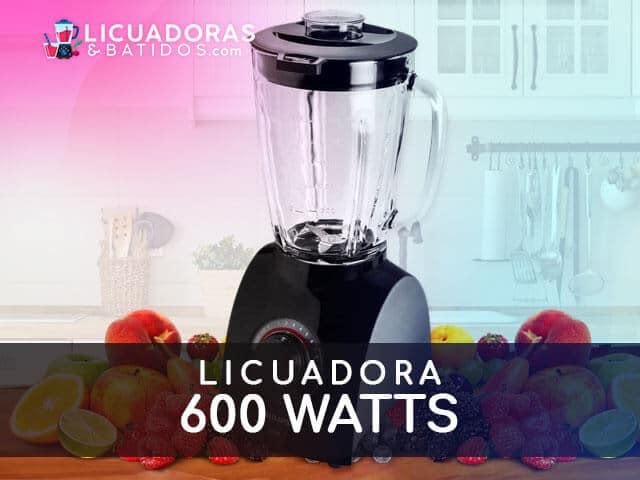 mejores máquinas para licuar 600W
