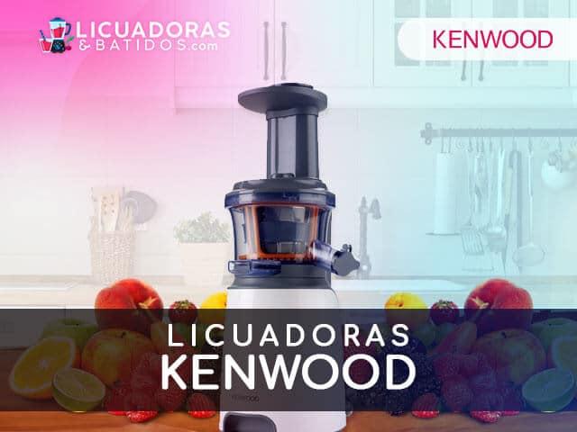 mejores máquinas para licuar kenwood
