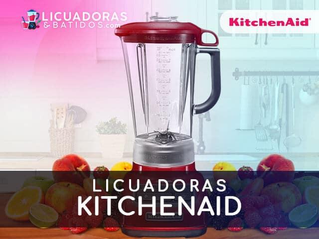 mejores máquinas para licuar kitchenaid
