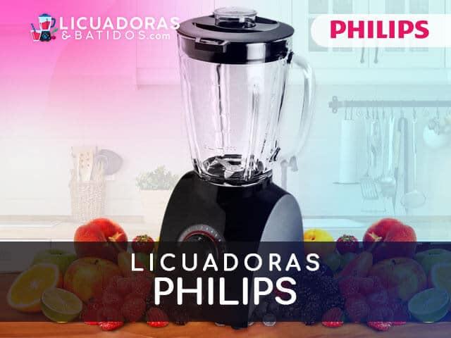 mejores máquinas para licuar philips