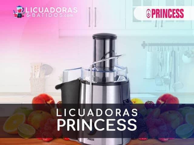 mejores máquinas para licuar princess