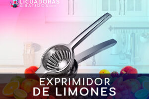 Mejores Exprimidores de limones del mercado