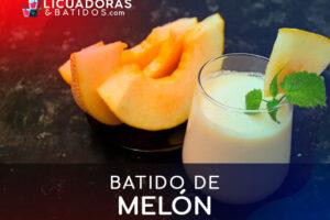 Batido de melón