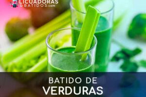 Batido de verduras