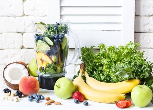 Licuadora silenciosa para frutas